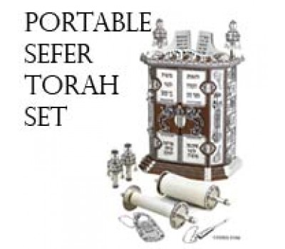 Portable Sefer Torah set