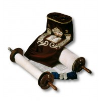 Full Size Sefer Torah Scroll : 19 in Ashkenaz Bais Yosef