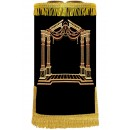 Sefer Torah Mantle M-217-CG