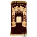 Sefer Torah Mantle M-MT5033-G