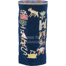 Sefer Torah Mantle 507