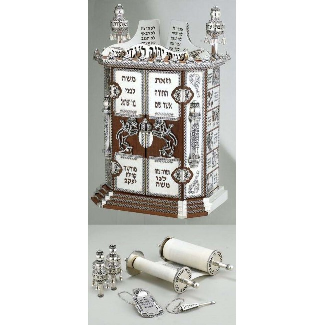 Miniature Sefer Torah Set